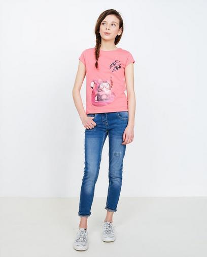Verwassen slim jeans